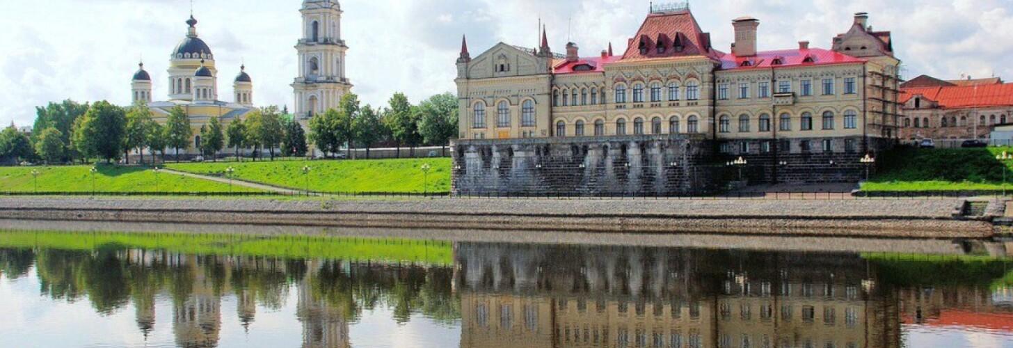 Рыбинск-Тутаев