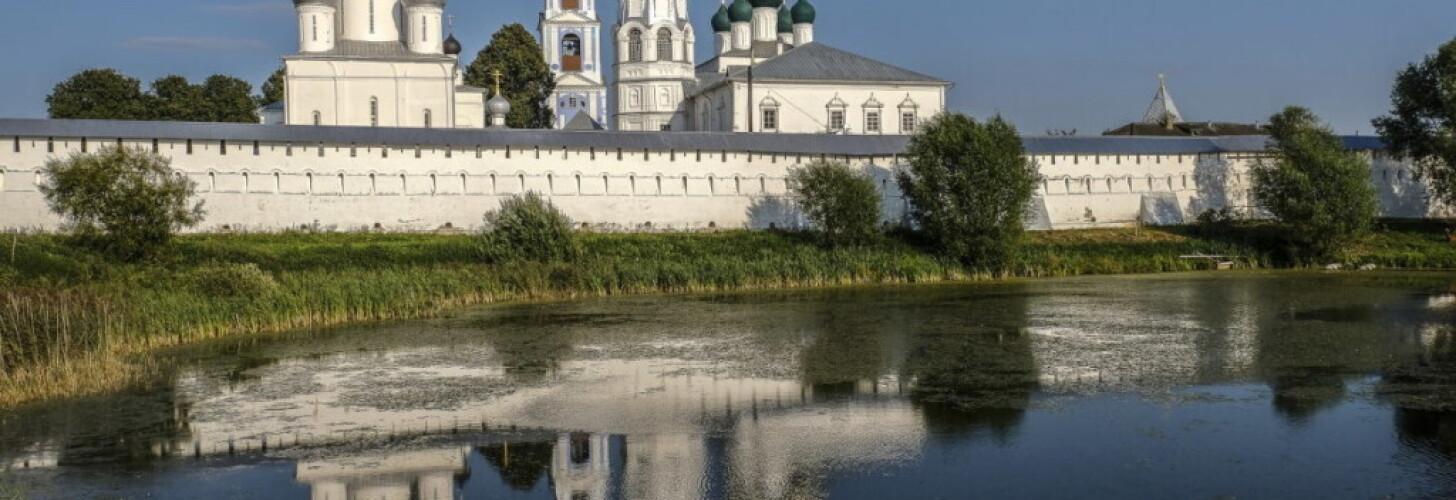 Святыни Переславля-Залесского